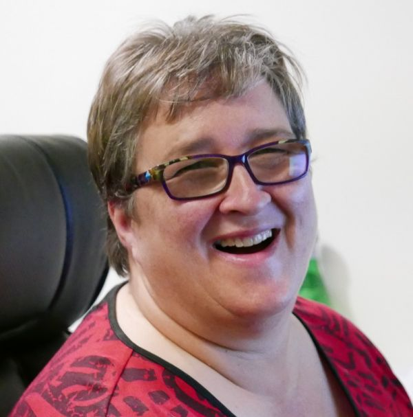 Joyce-Lyn Smith, Clinic Director of PoDDSS