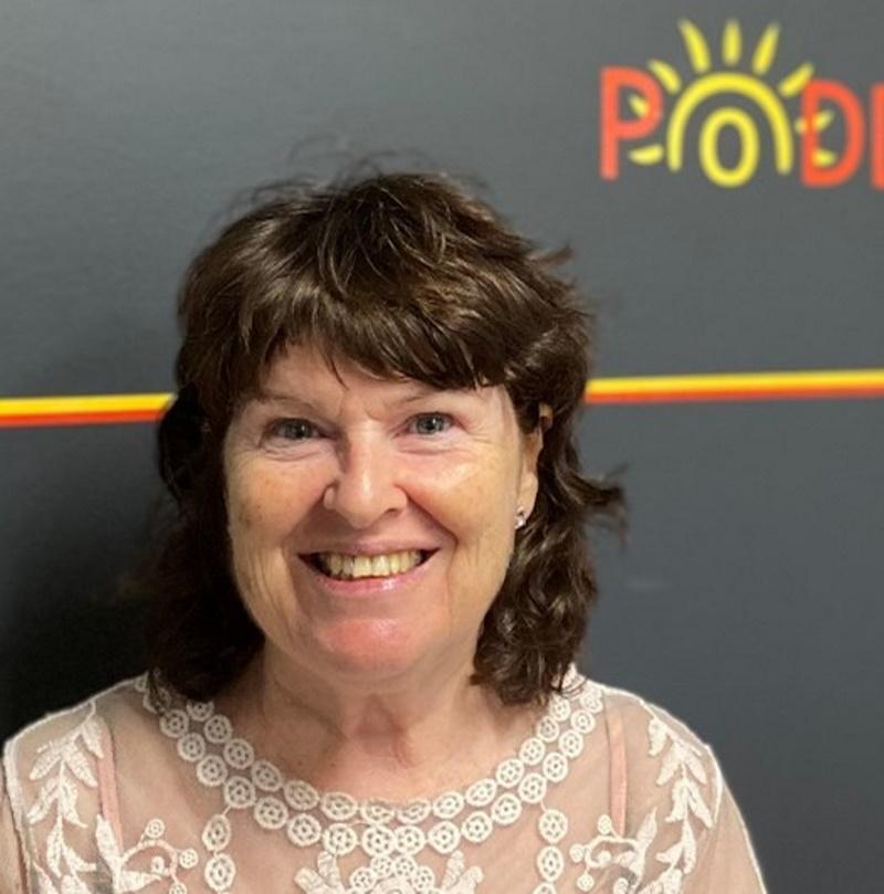 Meredith Swift, Support Coordinator